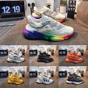 ssYEzZYYEzZYs v2 350boost 2019 New Kanye 500 OZWEEGO ADUPRENE Running Shoes Speed Calabasas Triple Black White Mens Trainers