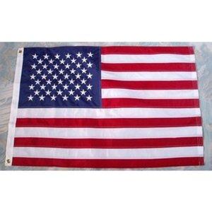Flaga 90 * 150 CM bandeira de América poliéster EUA US Estados Unidos Estrelas Stripes Pround de País decoração ao ar livre