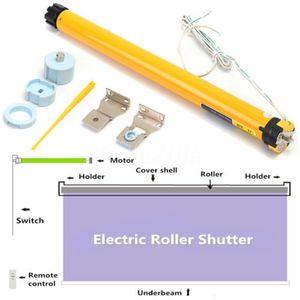315mm eléctrica Cortinas Roller Motor DIY 24V DC 300mA 7.2W 30rpm eléctrico Shade Persiana Motor tubular Kit T200718
