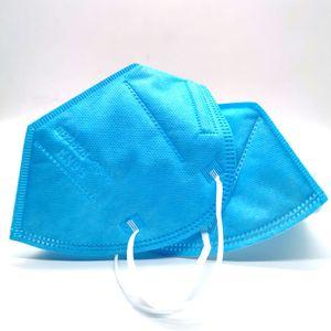 KN95 Schneller Versand Einweg 5ply Meltbrown Gesicht Staubmaske Maske mit Atemventil mit Respirator Schwarz, Grau, Weiß Mask