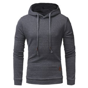 Men's Hooded Outdoor Hoodies Slim Clothing Sweatshirts Mens Coats Tracksuit Fashion Autumn Sportwear 2021 Casual Streetwear Male Gkfvl
