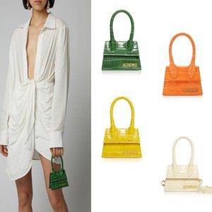 cuir étiquette de bagage dames 2020new sac en cuir sac de crocodile modèle sac à main sac à main mini-sac diagonale épaule crochet de bourse