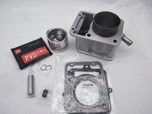A310 Zylinderkolbenringe Set-Top-End-Kit für CG175 Motorrad-Teile für wassergekühlte Maschinenzylinder CG 175 Sets xVCN #