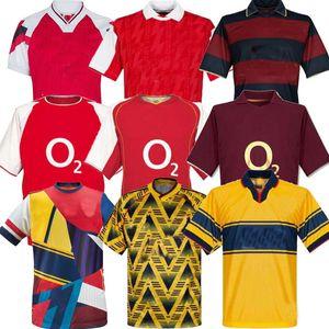 Arsen HENRY Retro maillot de football 05 06 Vintage chemise PIRES football 07 08 98 99 BERGKAMP Rosický REYES 20e anniversaire FA Cup 2014 xxl
