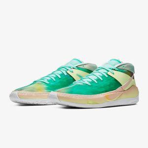 Zoom KD 13 Frio Hype borboletas e cadeias Tênis de basquete com caixa Kevin Durant 13s Sports Sneakers Tamanho 7-12