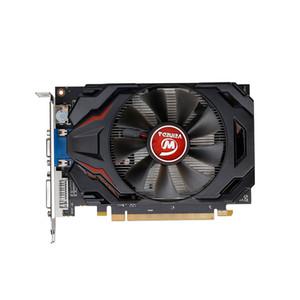 Veineda placa gráfica R7 350 2GB GDDR5Desktop GPU 128Bit Independent Video Game R7-350 para jogos ATI Radeon
