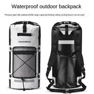 Локк Brothers водонепроницаемый мешок цилиндра рыбалка река дрейфует Бич велосипедов рюкзак путешествия хранения рюкзак езда на велосипеде на внешний подряд