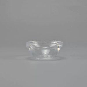 20pcs Color de cabello Mixing Bowls Claro pequeño tazón de fuente para el cosmético producto de buena calidad plástico Bowl por tinte de pelo Crema