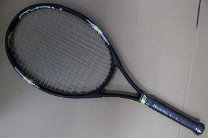 سبيكة Proffisional نوع التقنية الكربون الألومنيوم مضارب التنس Racchetta تنس المضرب