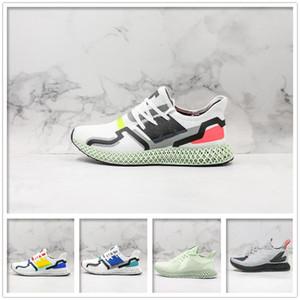 농구 신발 남성이 여성 운동화 남성 스포츠 신발 남자 트레이너 스니커즈 스포츠 CHAUSSURES 신발을 실행하는 4000 4D 트레이너를 ZX