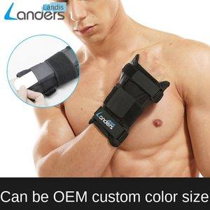 naErJ Fitness protettore dislocazione per gli uomini fitness sconto dislocazione braccialetto piegatura e le donne del polso distorsione esercizio traspirante impostare,