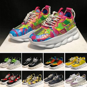 2020 new men and women classic thick-soled fashion casual shoes lace-up shoes couple sneakers shoes size 36-45 li
