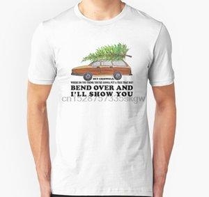 Uomini maglietta Bend Over e mal Show You T T-Shirt T-Top unisex Stampato