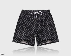 beach pants New Fashion Mens Shorts Casual Solid Color Board Shorts Men Summer Beach Swimming Shorts Men Sports A1