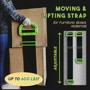Cleverly carry a moving belt with a portable moving rope furniture cargo handling belt carrying gadget artifact bvi4#