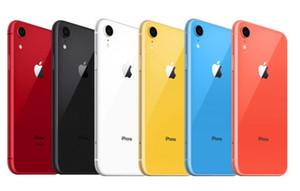 원래 애플 아이폰 XR에게 더 얼굴 아이디 잠금 해제 휴대 전화 64기가바이트 / 1백28기가바이트 IOS (13) 6.1 인치 4G LTE를 쓰자 없습니다