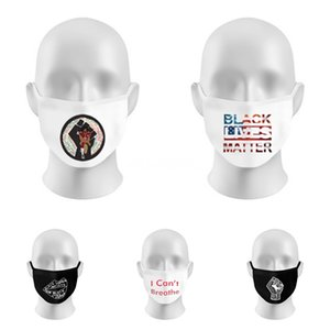 24 Hours Shipping! Cotton Mouth Face Mask Unisex Man Woman Cycling Wearing White Fashion High Quality Designer Letter Mask 2020 #500
