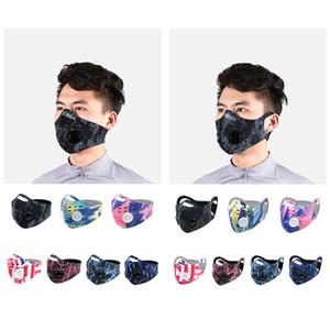Outdoor Ciclismo Mask vento e polvere Bib Bask guida di viaggio Sports Goods filtro al carbone attivo può essere sostituito XD23734
