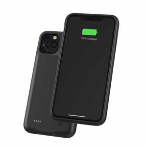 배터리 케이스 커버 아이폰 11 PRO MAX 11 XS XR 휴대 전화 BANK POWER MAGNETIC 전화 홀더