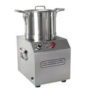 4L 2020 la vendita calda elettrica Ginger aglio tritare la carne macchina peperoncino taglierina Carne e fresa vegetale macchina ad alta velocità polpetta pestaggio