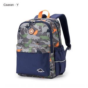 Caragama new primary school schoolbag Boy 1-23 grade light Girl Bag backpack Korean fashion backpack