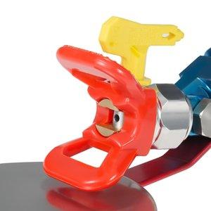 Spray Paint Аксессуар Универсальный инструмент для безвоздушного краскопульт Flat Tip Насадка Guard Сиденье для Titan Wagner опрыскиватель