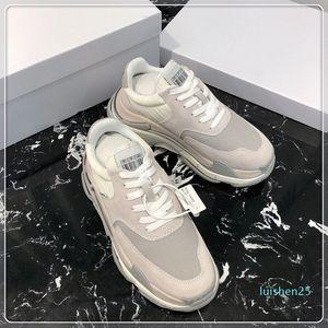 К.Л. папа обувь роскошь дизайнер Комфорт Повседневная обувь Mens повседневной жизни скейтбординга обуви делают Старый Спорт Chaussures Прогулки кроссовки L25
