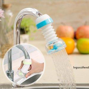 360 Degree Water Saving Anti Splash Tap Sprayer Faucet Nozzle Filter Aerator Diffuser Water-saving Device for Kitchen Bathroom JXW270