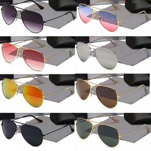 3025 Neue Männer Sonnenbrille Aviator Vintage-Pilot Marke Sun-Glas-Band polarisierte UV400 Frauen-Sonnenbrille Wayfarer 2020 neu