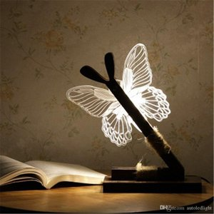 3D Butterfly Night Lights indoor and lighting night lights LED night lights for home indoor decoration