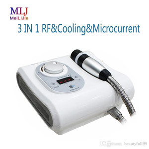 3 in 1 hydrafacial RF Portable Cooling Vacuum Beauty Equipment Cryo Pen Cryo Facial Machine for home