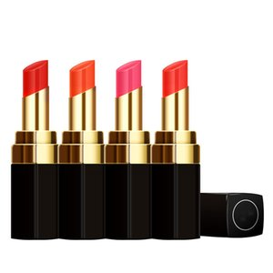 Factory Direct Free Shipping New Makeup Lipstick Rouge coco Shine Lipstick Have 12 Colors Choose Best Qulity