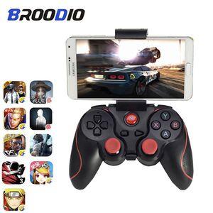 onsumer Electronics X3 Bluetooth Wireless Gamepad soutien App Official Game Pad Controller Joystick pour téléphone Android IOS poignée jeu pour ...