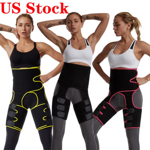 US Stock Plus Size Body Body Shaper Vita Allenatore Cintura Donne Postpartum Belly Slimming Biancheria intima Vita Cinchers Shapewear Tummy fitness corset