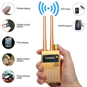 G-319A multi-funzione GPS Detector GSM audio insetto Finder RF Tracker