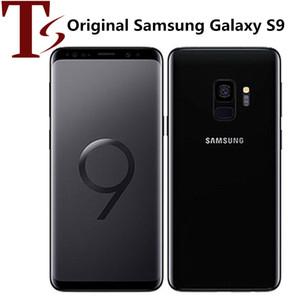 """الأصلي تجديد سامسونج غالاكسي S9 G960U مفتوح الأصل LTE الروبوت الهاتف الخليوي الثماني الأساسية 5.8 """"12MP 4G RAM 64G ROM أنف العجل موبايل"""