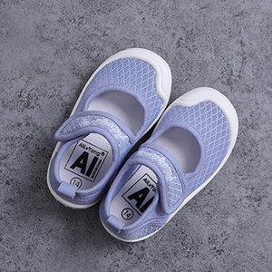 1-7Y Chaussures bébé respirant Garçon Fille Toddler Chaussures bébé souple confortable Sneaker Marque Enfant