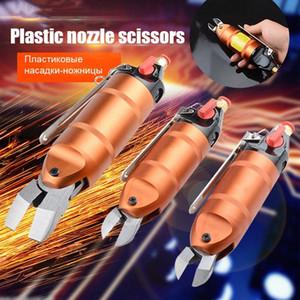 boquilla de las tijeras de boca plana neumática pinza neumática corte de las tijeras de plástico ABS F5 talón / FD5 / FD9P Herramienta que prensa ncKW #