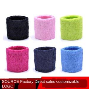 sports de type bracelet serviette de couleur transpiration respirant pratique sports de plein air de serviettes articles de sport en plein air
