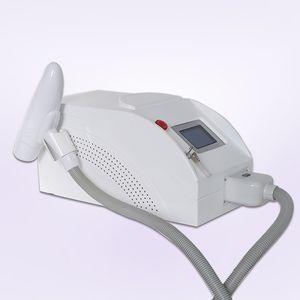 Taşınabilir Q swtich Nd Yag Lazer Dövme Silme Makinesi Karbon Peeling Yüz Skin Gençleştirme Makinesi kullanmak Medspa