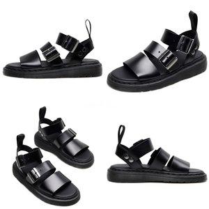 2020New Arrivo Super Hot nuovi sandali, Luxuryand Donna Sandali, Designersandals, progettista delle donne sandalo, Velcro piatto Sanda L21 # 109