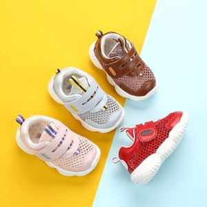 Summer New Kids Sandals for Girls Boys Mesh Soft Bottom Sport Baby Toddler Shoes Little Girl Sneakers Children Casual Shoes