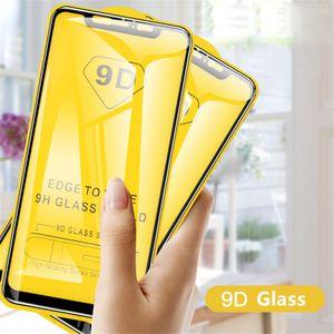 9D закаленного стекло для Xiaomi реого Примечания 9 9S 9Pro Max 8 Screen Protector для реого 9 9СА NFC X10 Lite 8 8 8 K30 Pro Защитной пленка Glass