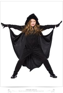 Anime Cosplay Carnival Costume Jumpsuit Cape Costume For Child Halloween Stage