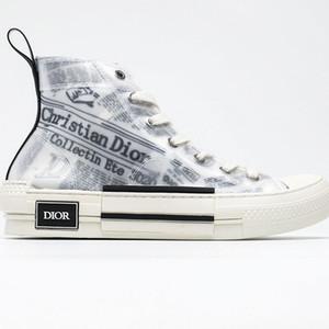 High Top Low Air Dior conversar Oblique B23 B24 CDG JOGAR All Star KAWS Kanye década de 1970 Taylor Designer Luxo Shoes Hommes Men lona sapatilha