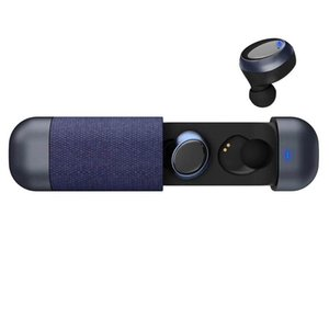 Auriculares Bluetooth inalámbrica 5.0 Conexión TWS Jerry chip de sonido de los auriculares estéreo en la oreja los auriculares Muestra Siri micrófono de alta definición