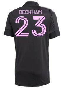 Версии 2020 2021 MLS интер Майами CF трикотажные изделия футбола 20 21 Игуаин TRAPP Писарро PELLEGRINI Matuidi BECKHAM MEN KIDS футбольные майки