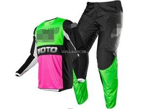 2020 FOX 180/360 conjunto fuera de la carretera MX ATV juego de ciclo traje de carreras de motos todoterreno