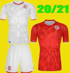 20 21 المنتخب الوطني التونسي لكرة القدم الفانيلة 2020 2021 Msakni Khazri السليطي وهبي Khaoui FAKHREDDINE BEN YOUSSE HAMZA الرئيسية بعيدا قميص كرة القدم