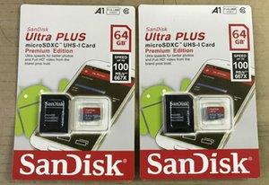 32 GB / 64 GB / 128 GB / 256 GB Orijinal SDK mikro SD kart / PC TF kart C10 / gerçek kapasite bellek kartı / SDXC depolama kartı 100 MB / S
